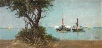 vaporetti by antonio maría de reyna manescau