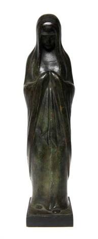 femme à la voile by jan anteunis