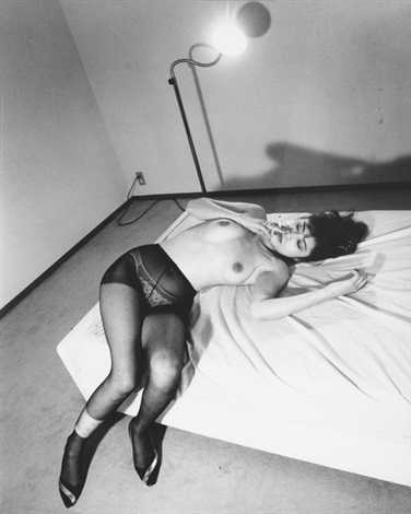 2 photographs from akt tokyo 1971-91 (2 works) by nobuyoshi araki