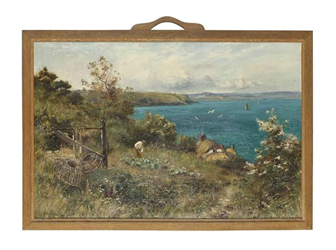 a summers day by walter stuart lloyd