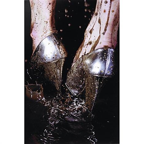 splish-splash by marilyn minter