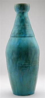 bottle vase by linnware