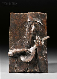 mandolin player by david aronson