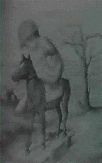 nino con poney by francisco fuentes