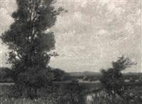 vor der bayrischen hochebene by oswald gottfried