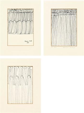 ohne titel 2 others 3 works by oswald tschirtner