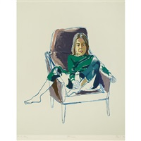 olivia by alice neel