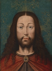das antlitz christi by gerard david