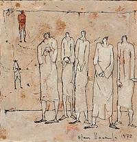 veljet (+ sergei, 1972; 2 works) by olavi vaarula