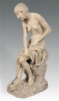 nudo di giovinetta by d. gabbrielli