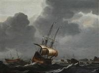marine by pieter mulier the elder