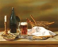 beer and wine by boris leifer