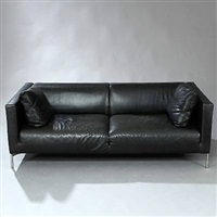 twin sofa by piero lissoni