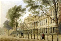 emmanuel college, cambridge by joseph murray ince