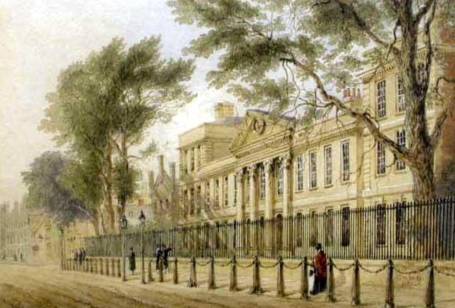 emmanuel college cambridge by joseph murray ince