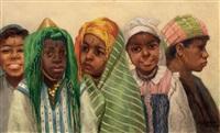 bambini arabi by daniel cortes