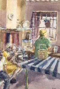 kitchen duty by durant basi sihlali