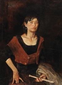 少女 (maiden) by piao chenghao