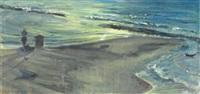 hilton beach tel-aviv by avshalom lipman