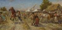 ungarischer markt by baumgartner