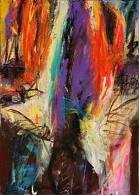 bevidsthedens have (triptych) by rolf gjedsted