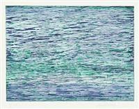 himmel, hav og ager (set of 8) by pia andersen
