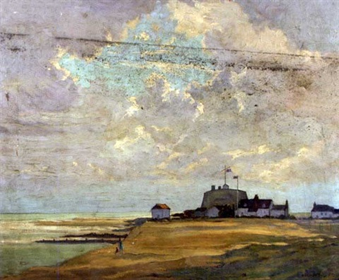 martello tower suffolk by edward holroyd pearce