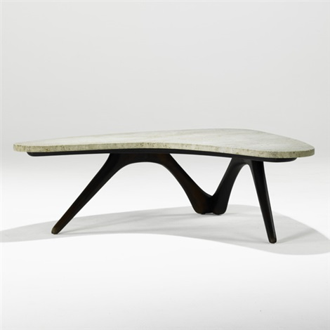 Boomerang Coffee Table By Vladimir Kagan On Artnet
