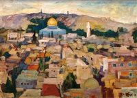 jerusalem by ed adler