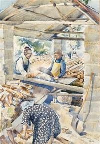 sawmill by durant basi sihlali