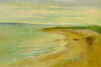 coastal scene by john rettig