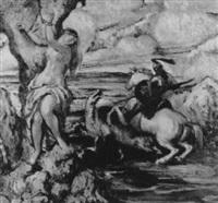 heiliger georg und der drache by erich klossowski