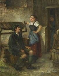 belauscht by arthur hutschenreuter
