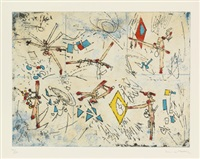 the moon-shoker by roberto matta
