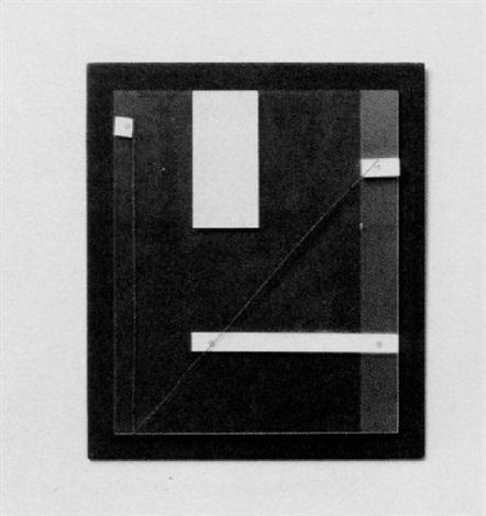 Silberdraht-Komposition by Carl Buchheister on artnet