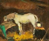 cavallo alla mangiatoia by cafiero filippelli