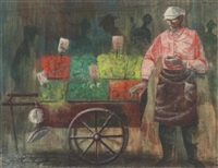 vegetable vender by robert j. lee