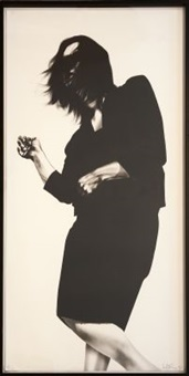 gretchen (from men in the cities) by robert longo