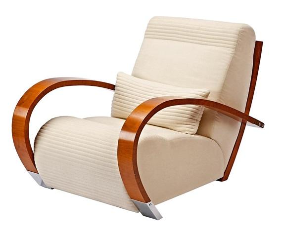 sillón casablanca by jaime tresserra