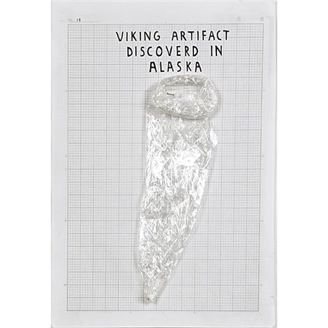 viking artifact discovered in alaska 2 others smllr 3 works by simon evans
