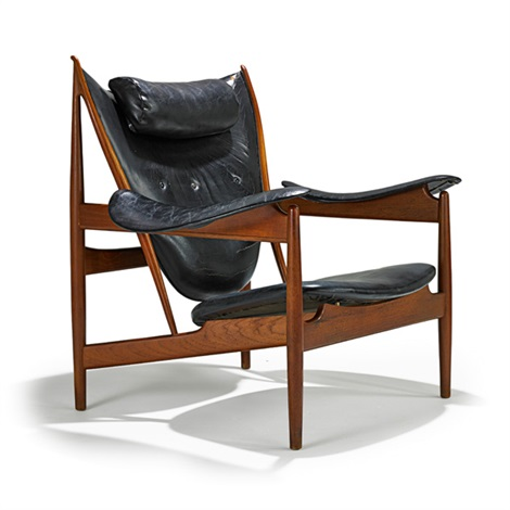 chieftain chair by finn juhl
