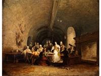 palastinterieur by william davies