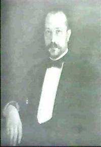 retrato de caballero by antonio graner y vinuelas