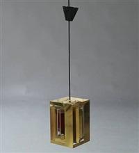 casablanca ceiling lamp by simon p. henningsen