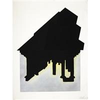 black palms by robert longo