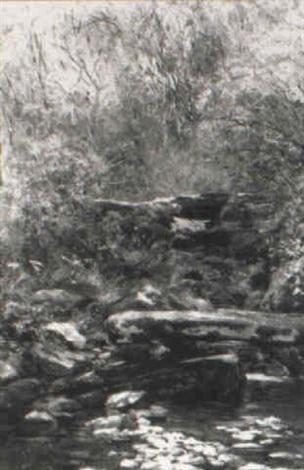 the two bridges bettws y coed by isabel oakley naftel