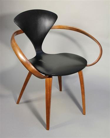 Cherner Chair By Norman Cherner
