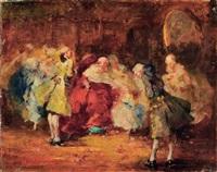 visita al cardinale by giuseppe rivaroli