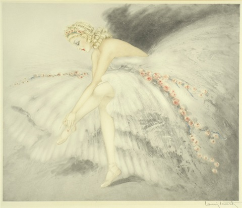 fair dancer by louis icart