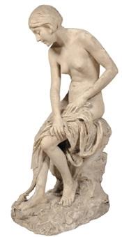 nudo di giovinetta by donatello gabbrielli